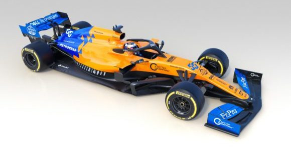 Starting a fightback? McLaren F1 unveil the MCL34