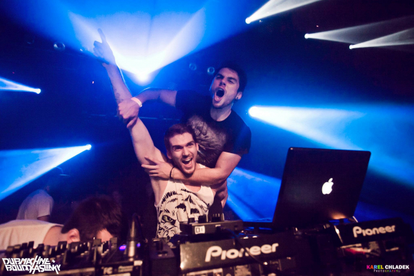 GMM: Adventure Club releases melodic dubstep mix for their tenth 'Superheroes Anonymous' session
