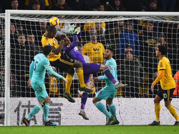 Wolves late show deals cruel blow to Newcastles survival hopes as Willy Boly earns controversial point