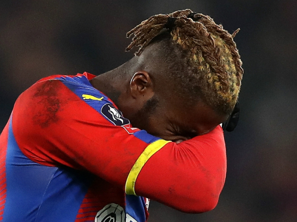 Crystal Palace hero Wilfried Zaha rues West Ham United draw