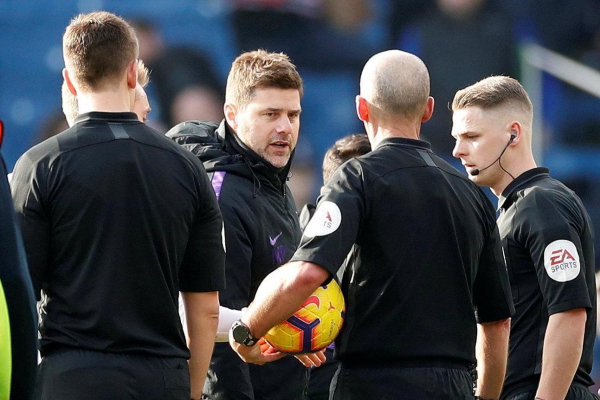 Tottenhams Achilles heel surfaces again as Mauricio Pochettino loses his cool at Burnley