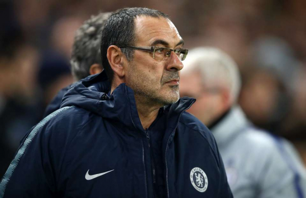 Maurizio Sarri doesn't understand why his position at Chelsea is in jeopardy