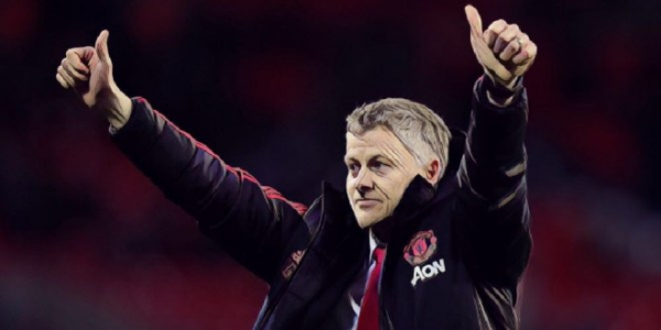 Solskjaer admits he's 'loving every minute' of being Manchester United boss