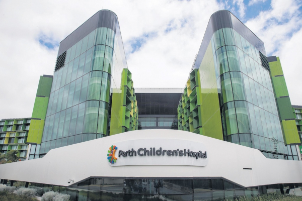The troubled history of the Perth Children's Hospital