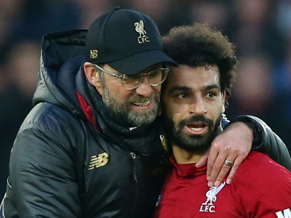 Klopp hails 'outstanding' Salah as Liverpool star hits landmark in Bournemouth win
