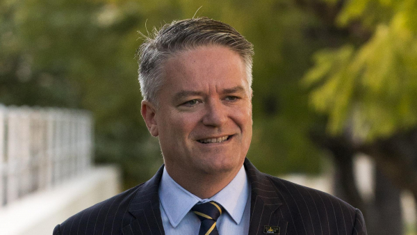 Finance Minister Mathias Cormann thought he paid for free Helloworld flights