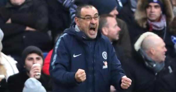 Sarri admits there is only one way to save his job