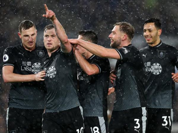 Burnley vs Burnley result: Chris Wood double and Tom Heaton heroics help ease relegation worries