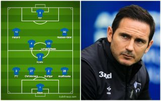 How Chelsea could lineup under Frank Lampard after £120m spending spree
