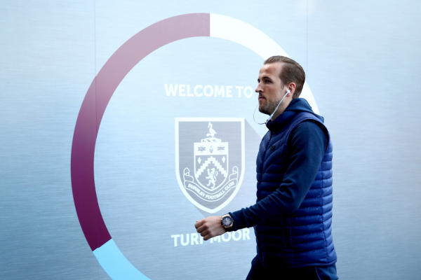 Burnley vs Tottenham line-ups and team news confirmed: Harry Kane starts