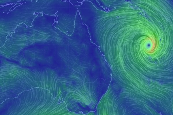 Cyclone Oma could bring hazardous surf, coastal flooding