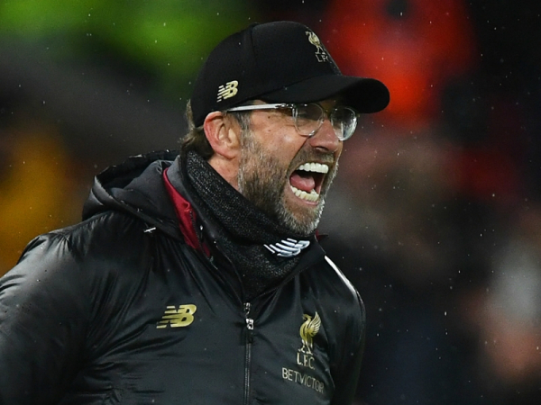 Klopp hopes 'outstanding' end to season will secure title for Liverpool
