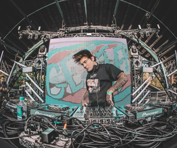 There's a new Getter album in the works