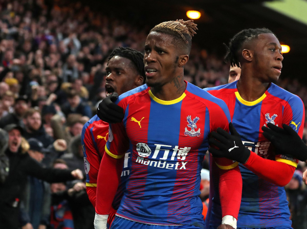Crystal Palace vs West Ham result: Wilfried Zaha secures deserved point after Mark Nobles opener