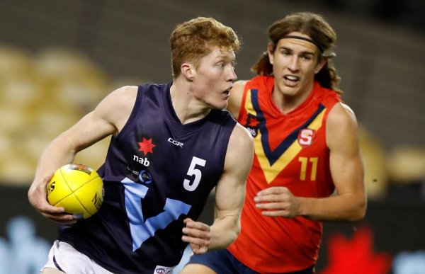 Top draft talent to be showcased against VFL Demons