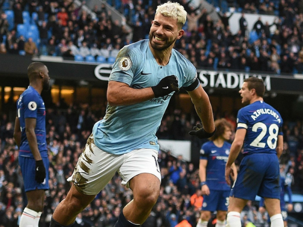 Premier League Betting Tips: Aguero favourite to win Golden Boot after Chelsea hat-trick