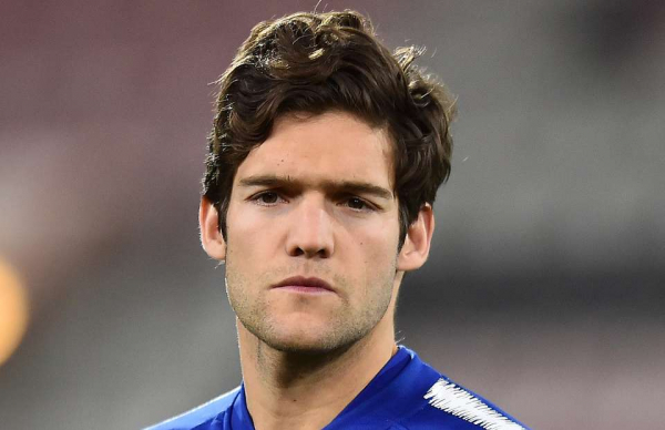 Marcos Alonso showed he's simply not good enough for Chelsea in one moment v Man City