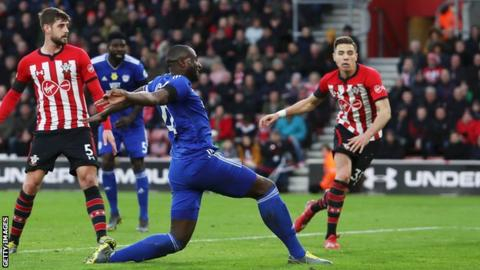 Late winner moves Cardiff out of relegation zone on emotional day at Southampton