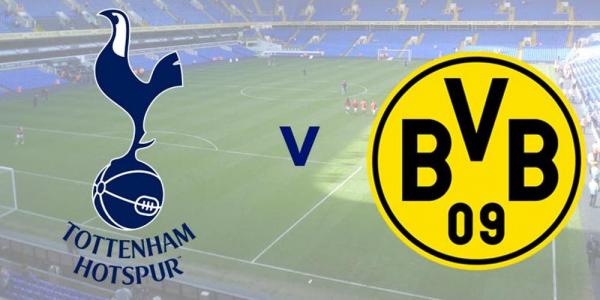 Tottenham vs Borussia Dortmund : Match Preview, team News and latest odds