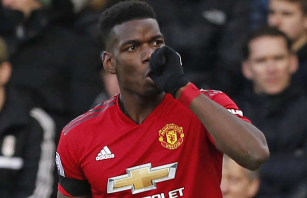 Video of Paul Pogba's display vs Fulham shows he was unplayable at times