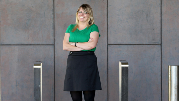 Neuropsychology Rising Star Fiona Allanson flicks switch on life for brain injury patients