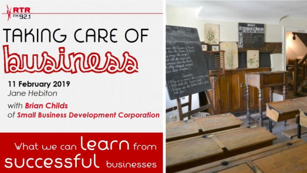 Taking Care of Business: lessons learned