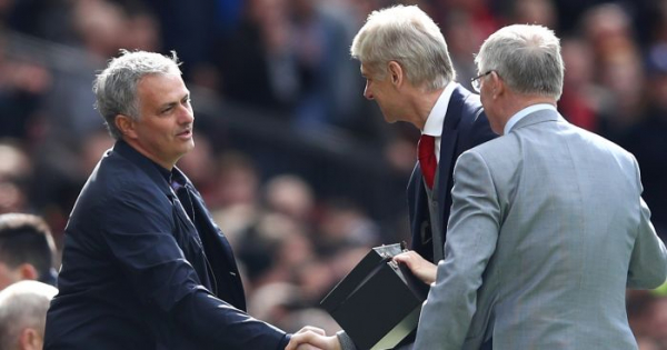 Mourinho pays tribute to 'sweet enemy' Wenger | EPL Feeds