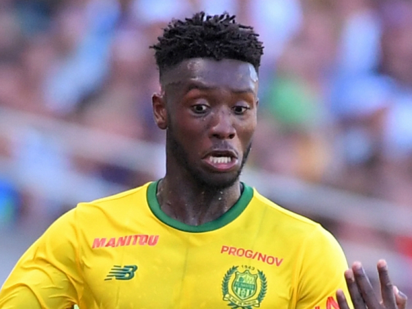 Southampton and Watford scouting Nantes defender Kwateng