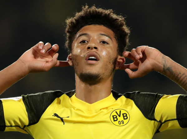 Tottenham vs Borussia Dortmund news: Mauricio Pochettino not surprised by form of Jadon Sancho
