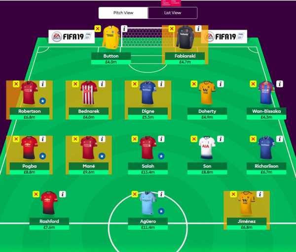 fantasy premier league transfer tips GW27 – analysing the teams of 10 top FPL managers
