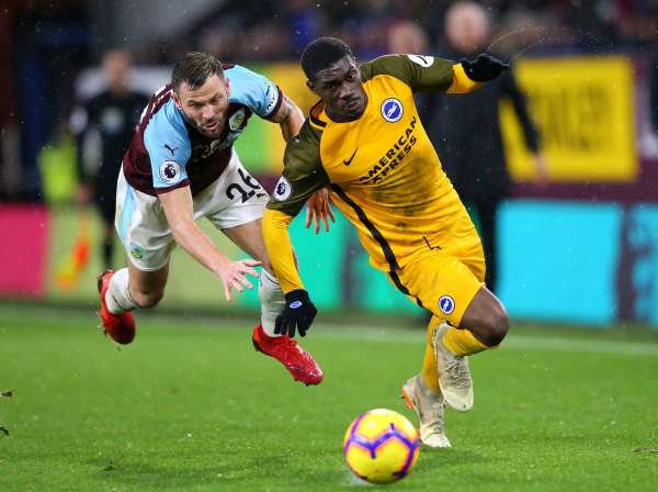 Brighton vs Burnley LIVE: Stream, score, goals and latest updates from tonights Premier League clash