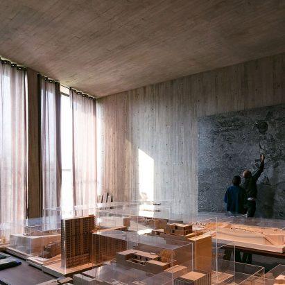 Photos show Mexico City architects' studios of Escobedo, Rojkind and more