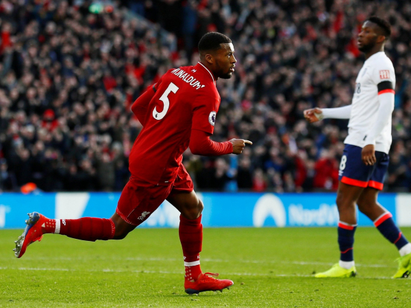 Liverpool vs Bournemouth player ratings: Mohamed Salah and Sadio Mane fire Reds back to the top