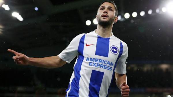Brighton's Andone banned for three games