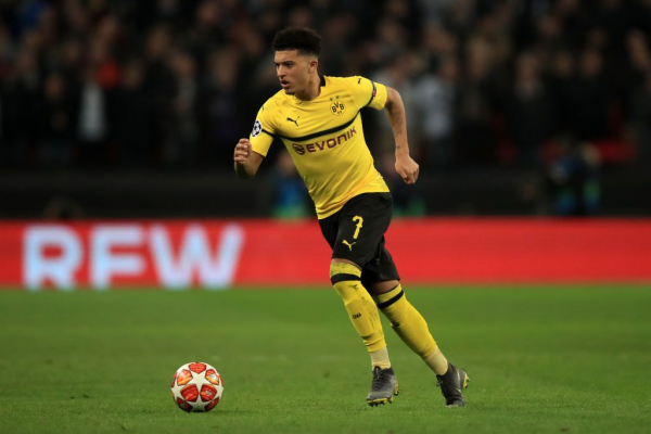 Image result for jadon sancho 600 x 400
