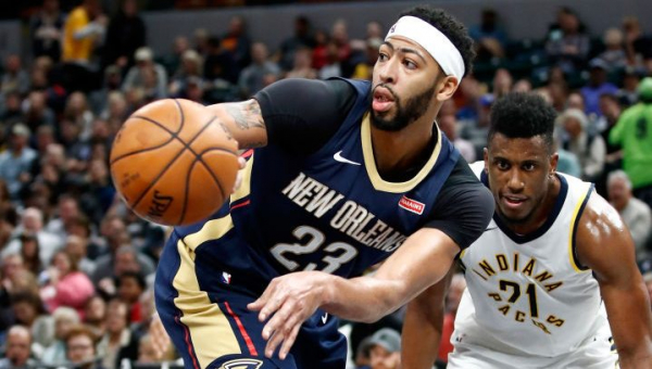 Pelicans to play Anthony Davis against Pacers tomorrow
