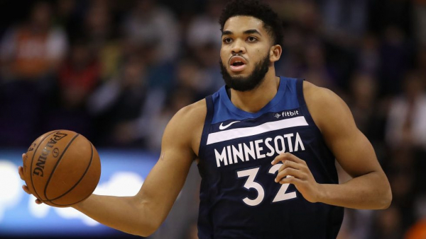 Wolves' Karl-Anthony Towns questionable vs. Knicks after car accident