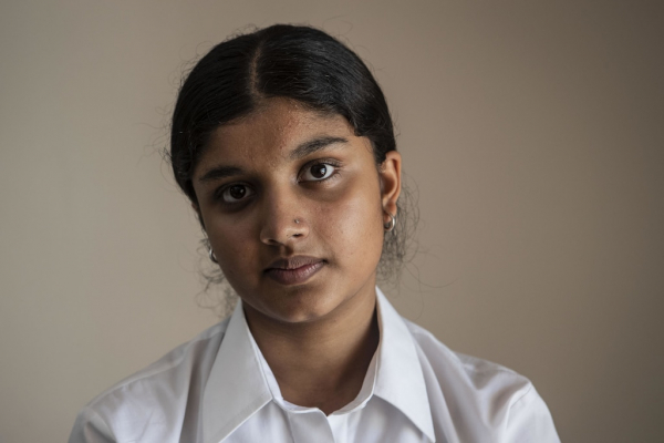 Schoolgirl's nose stud sparks holy row between Hindus and Catholic schools