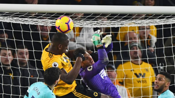 Wolves deny Newcastle in 95th min