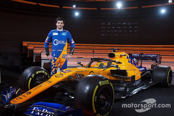 "Sainz says ""good surprise"" from Renault would boost McLaren"