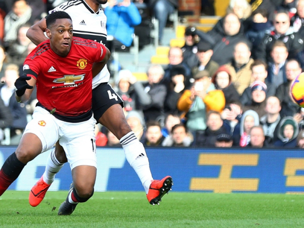 Martial billed as 'French Ronaldo' after emulating former Man Utd star's solo strike at Fulham