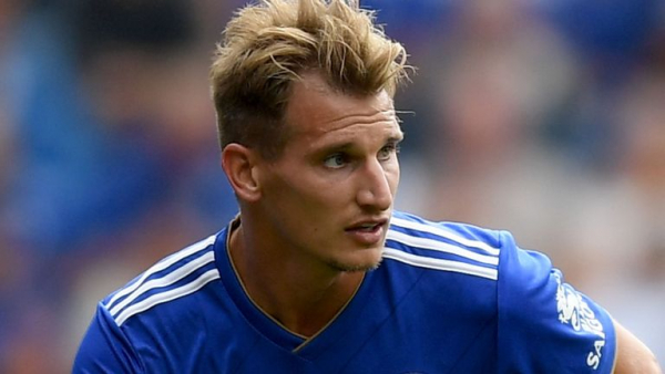 Albrighton to miss rest of season