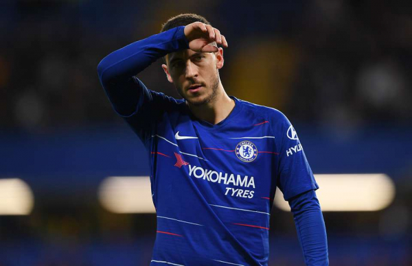Chelsea's transfer ban has caused Real Madrid to go 'cold' on Eden Hazard's move