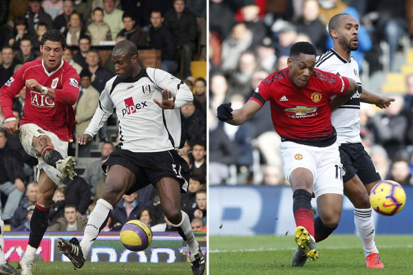 Anthony Martial dubbed the French Ronaldo after Fulham vs Man Utd goal