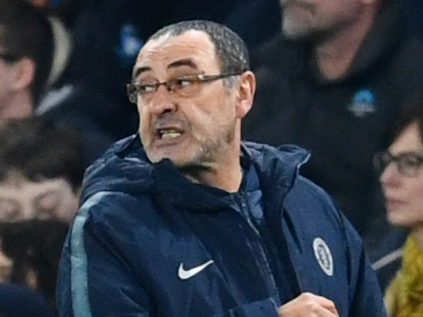 'Sarri loves his work to point of madness!' - De Laurentiis hopes Chelsea keep under-fire coach