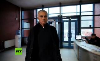 Video: Jose Mourinho announces surprise next move after leaving Manchester United