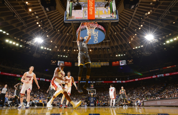Post Up: Kevin Durant Torches Heat for 39 Points at Oracle Arena ?
