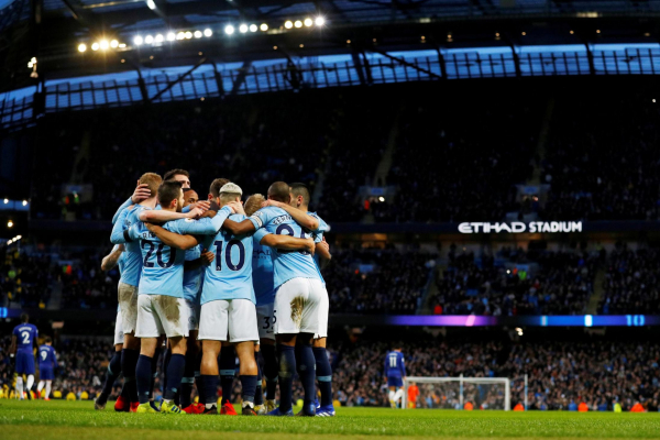 Man City show no sympathy for Chelsea as they march on in the Premier League title race