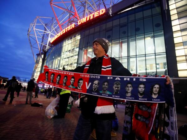 Man Utd vs PSG LIVE: Champions League stream, score, goals, team news and latest updates