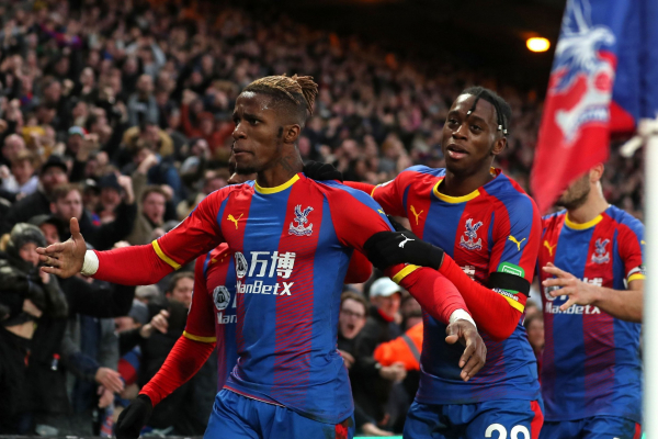 Crystal Palace optimistic Wilfried Zaha ban will be overturned on appeal